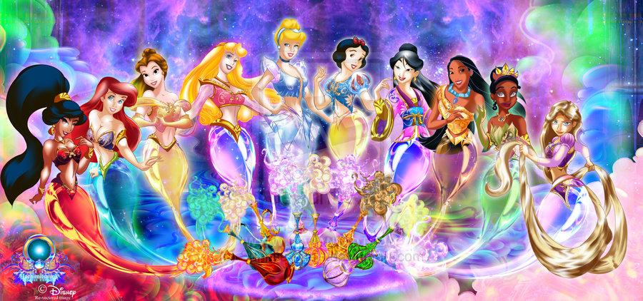 I Dream of disney Princesses