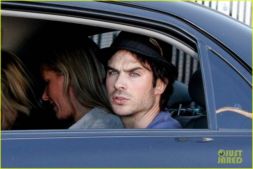 Ian Somerhalder: Thanks For the Teen Choice Nomination!
