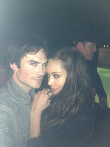 Ian and Persia - damon-and-bonnie Photo