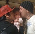 J3T, Ava, and Tony - johnny-3-tears photo