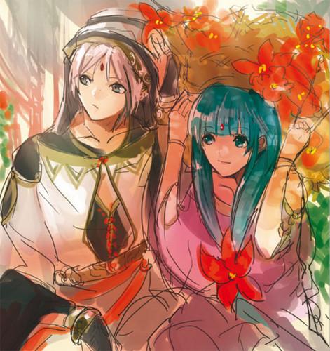 Ja'far & Yamuraiha
