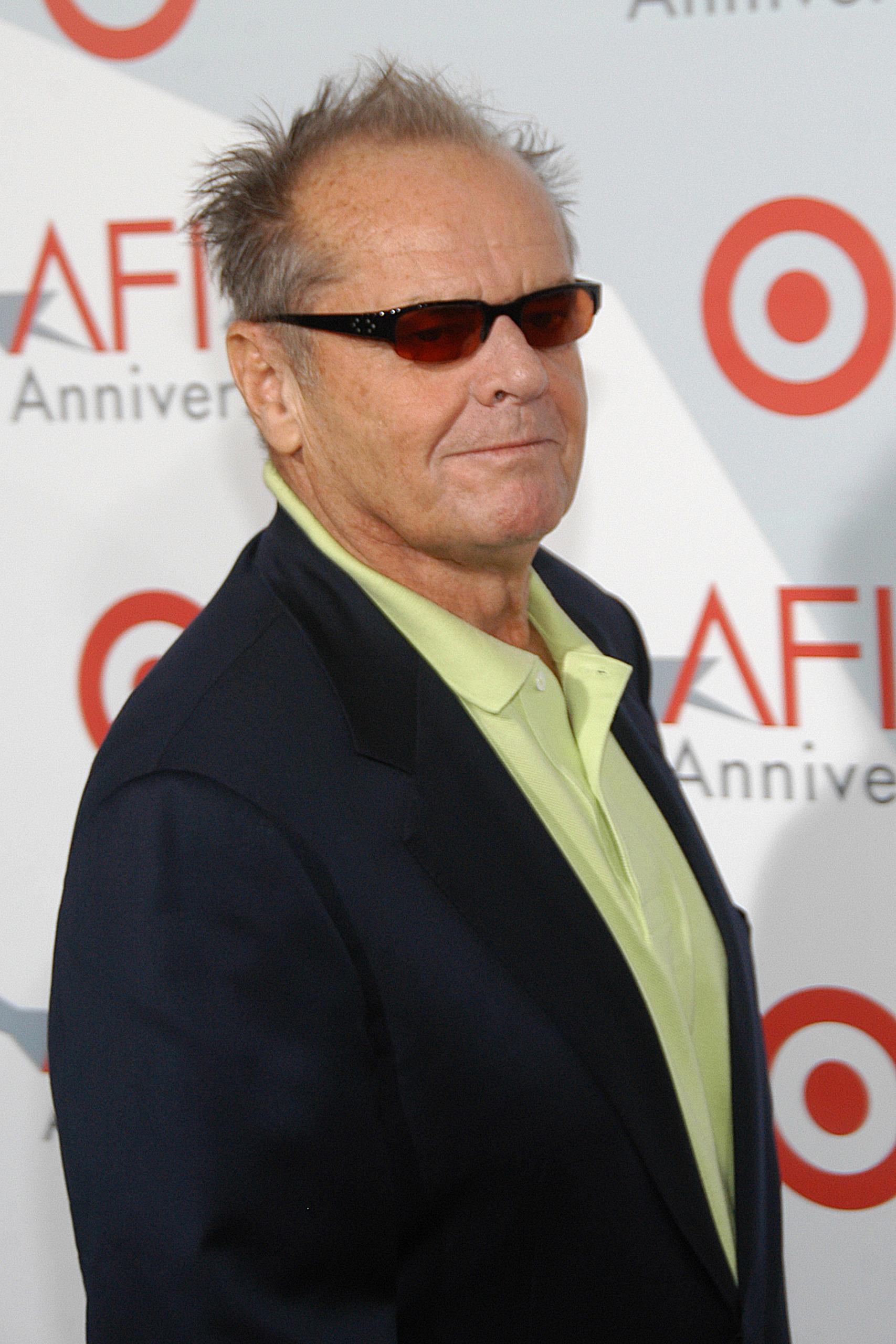 Jack Nicholson - Jack Nicholson Photo (31068090) - Fanpop