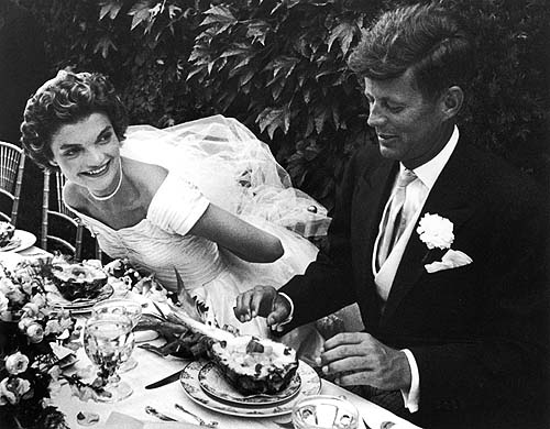 Celebrity Weddings Images Jackie Kennedy And JFK Wallpaper Background Photos