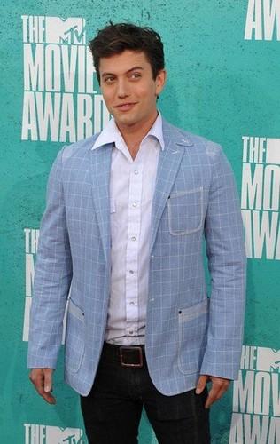 Jackson at the MTV Movie Awards 2012
