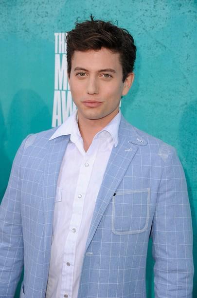 Jackson at the एमटीवी Movie Awards 2012