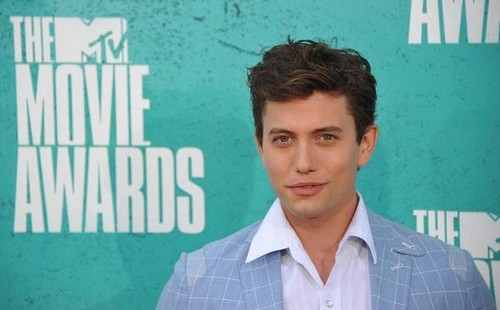 Jackson at the MTV Movie Awards 2012
