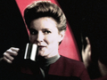 Janeway and Chakotay
