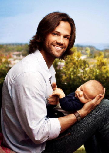 Jared and Thomas Much Clearer - supernatural Photo