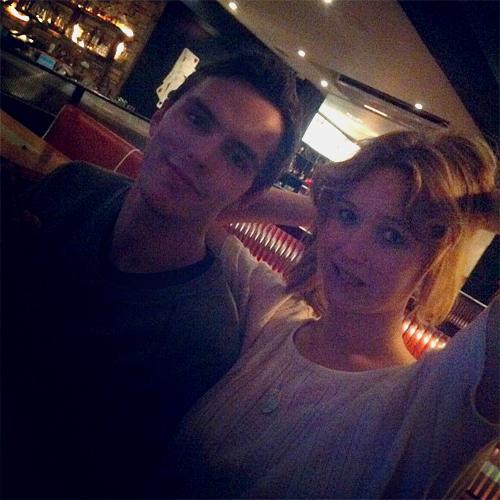 Jennifer and Nicholas