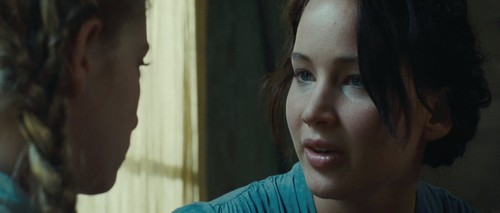 Jennifer as The Hunger Games' Katniss Everdeen - jennifer-lawrence Photo