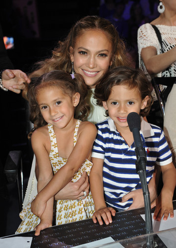 Jennifer with Emme & Max
