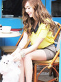 Jessica @ Coming Step BTS