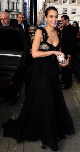 Jessica - Glamour Women of the Year Awards 2012 - May 30, 2012 - jessica-alba Photo
