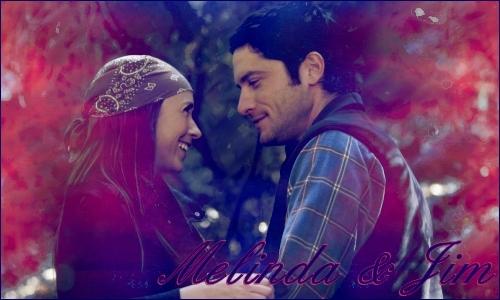 Jim and Melinda <3