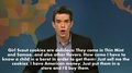 John Mulaney, Girl Scout Cookie Rant.  - saturday-night-live fan art