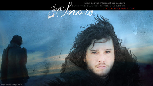 Game of Thrones wallpaper titled Jon Snow