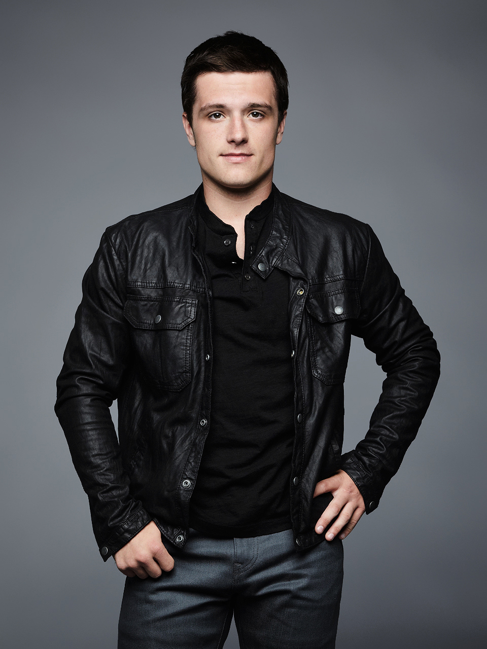 josh hutcherson Topman suit, bassike cotton t-shirt, and vans sneakers josh hutcherson  now faster and with more volume a motorcycle rumbles in the.