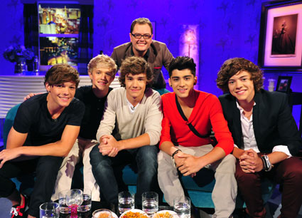 One Direction Images July 29th 2011 Alan Carr Chatty Man Wallpaper