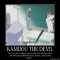 Kamijou the devil