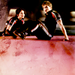 Katniss and Peeta - district-12 icon