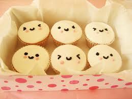 Kawaii 纸杯蛋糕