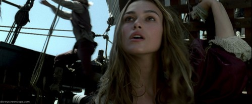 Keira Knightley wallpaper called Keira in Pirates of the Caribbean