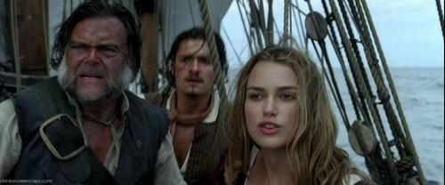 Keira in Pirates of the Caribbean