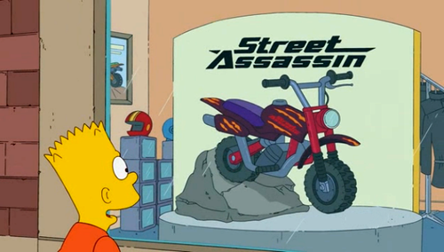 Killer Bike