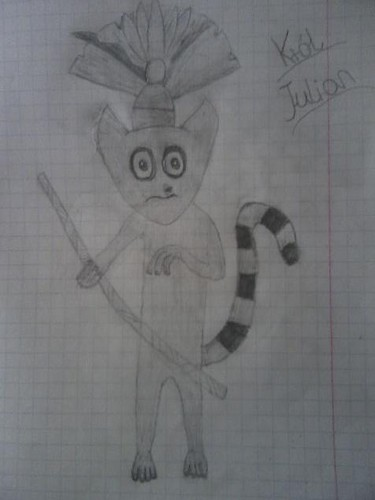 King Julien!