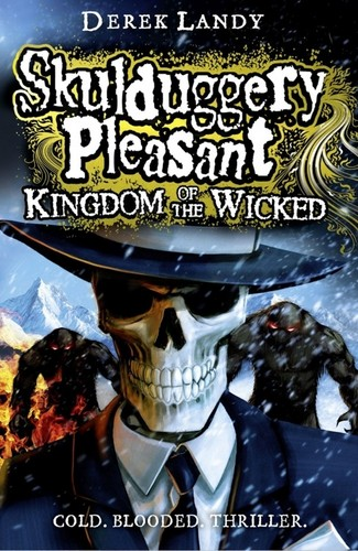 Skulduggery Pleasant fond d'écran titled Kingdom of the Wicked