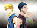 Kise and Daiki