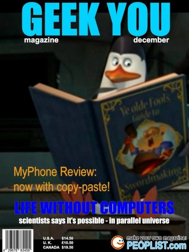 Kowalski Magazine