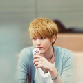 Kris ice cream <3 - jenjen_bunny photo