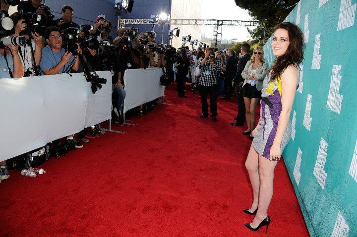 Kristen at the एमटीवी Movie Awards 2012