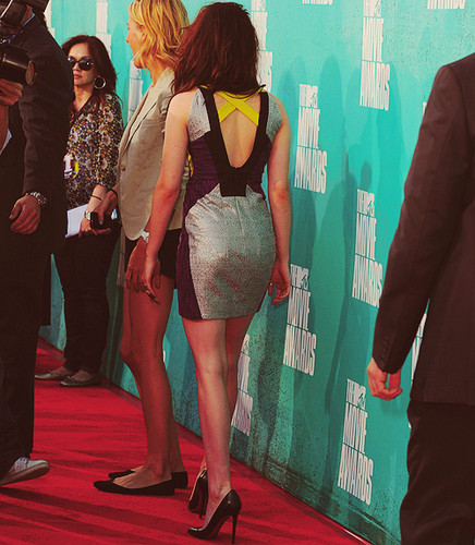 Kristen's Outfit (MMA's 2012)