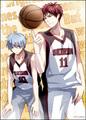 Kuroko and Kagami
