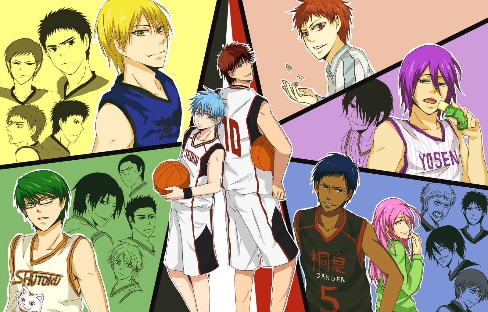 Kuroko no basuke kuroko no basket