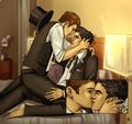 Kurt and Blaine