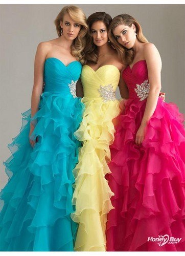 LONG PROM DRESSES :P - teen-fashion Photo