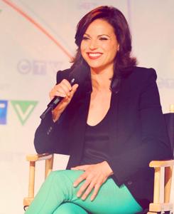 Lana Parrilla CTV Upfronts 2012 | Toronto