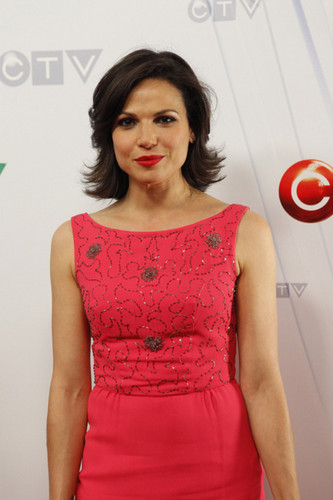 Lana Parrilla CTV Upfronts