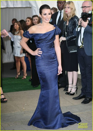 Lea Michele: 'Glamour' Women of the año Awards 2012