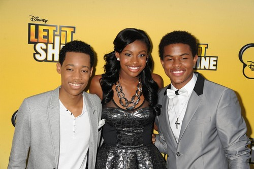 Let it shine premiere