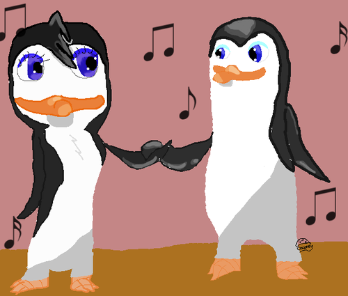 Let's dance- Kowalski and Blume