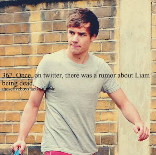 Liam's Facts♥ - liam-payne Photo