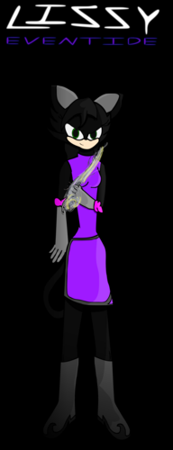 Lizzy Eventide (redesigned)
