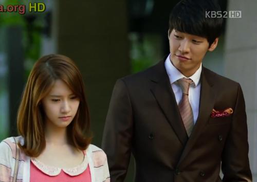 Ha-Na & Tae-Sung