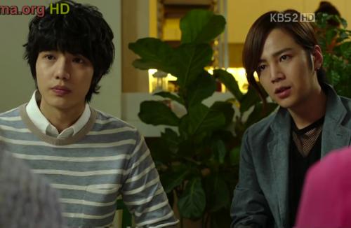 Sun-Ho & Seo Joon