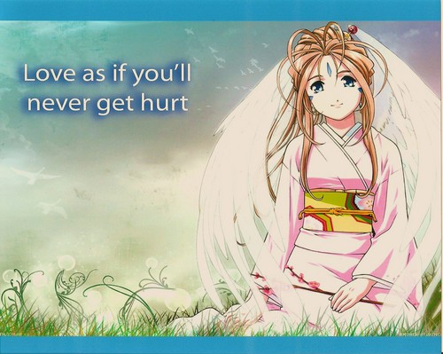 Любовь as if you'll never get hurt