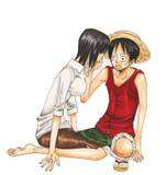 One piece luffyxnicorobin images luffy robin photo 31032124 - One piece luffy x robin ...